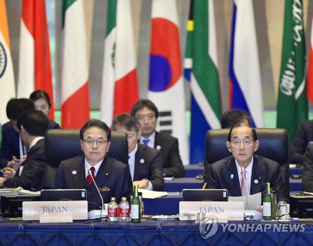 日서 G20 환경장관회의 개막…플라스틱 감축 등 논의