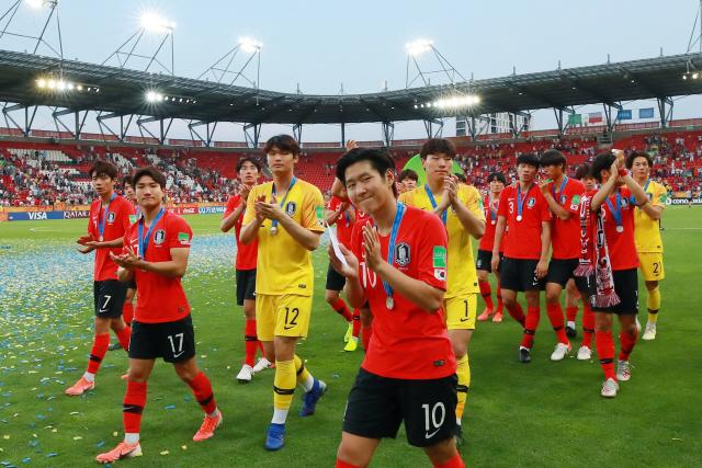 '그대들은 한국축구의 위대한 자산'…그대들의 도전 잊지 않겠습니다