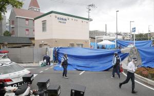 G20 앞두고…日서 괴한이 경찰 습격, 총 강탈해 도주