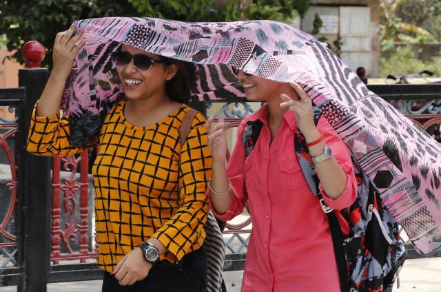 45도 폭염에…인도 비하르주서 주말새 70명 사망