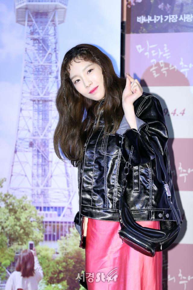 [SE★이슈]태연, 팬들에게 우울증 고백...'정말 위로가 된다' 응원 이어져