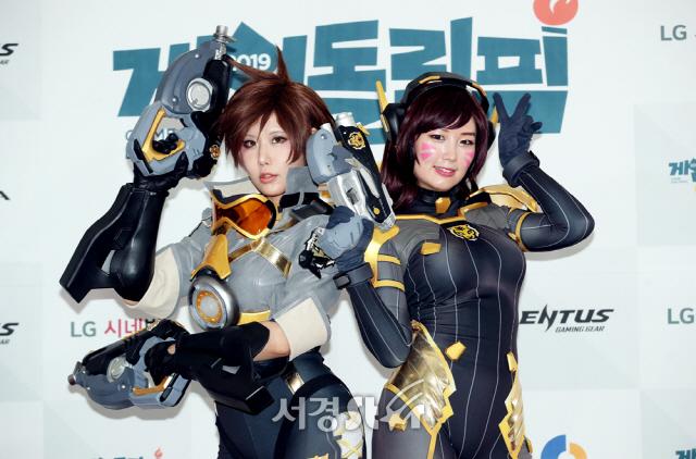 스파이럴 캣츠 타샤-도레미, 환상의 여전사! (게임돌림픽 2019)