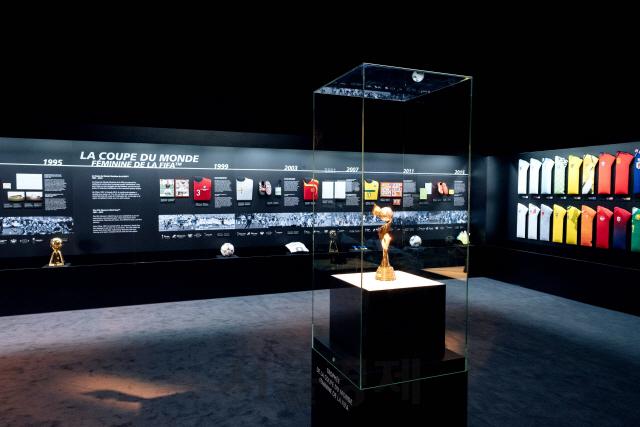 현대차, 파리에 FIFA 프랑스 여자월드컵 기념 특별전시관