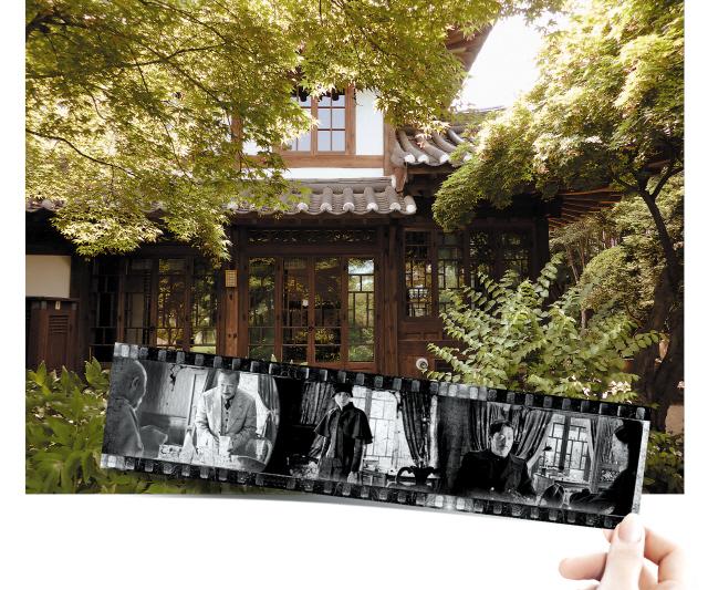 [나윤석의 영화 속 그곳]1933년 친일의 흔적…필름을 타고 흐르다