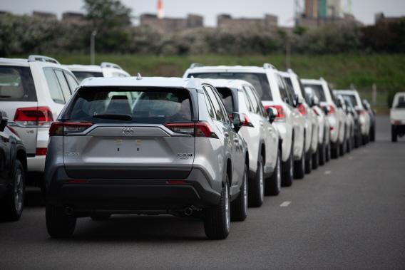 [백브리핑] 日 카 셰어 이용량 증가 속 '이동거리 0' 공유車도 늘어