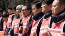 경찰 '폭력집회 주도' 민주노총 위원장에 구속영장