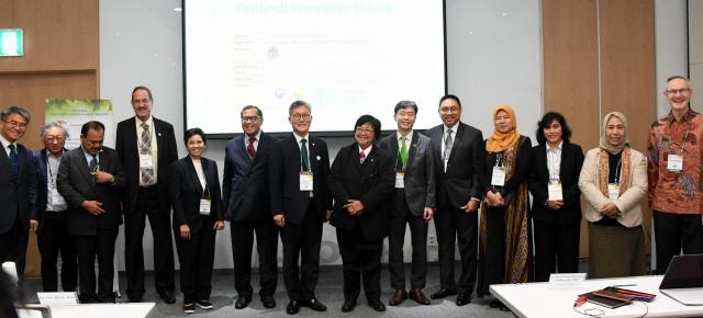 산림청, '지구의 허파' 인도네시아 이탄지 복원 추진