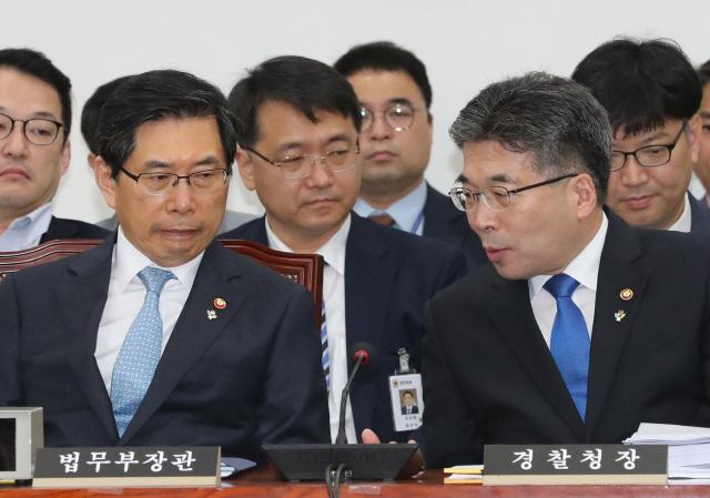 박상기 '윤석열 지명, 선배 기수 옷 벗으라는 의미 아냐'