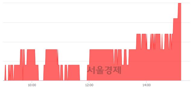코대호피앤씨, 3.41% 오르며 체결강도 강세 지속(219%)