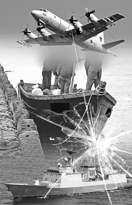 [권홍우 선임기자의 무기이야기] 해상초계기·수상함레이더도 무용지물..경계망 최소 5번 뚫려