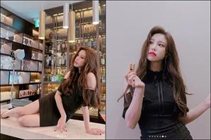 전효성 '얼마만에 보는 섹시 화보야' S라인 돋보이는 미모 '시선집중'