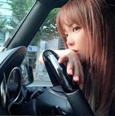 홍진영 '아련해서 더 섹시한 눈빛' 간만에 운전 샷 공개