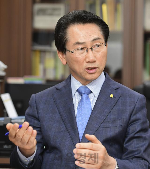 김영종 종로구청장 '시위도 지역·음식점·관광객 편의 배려 절실'