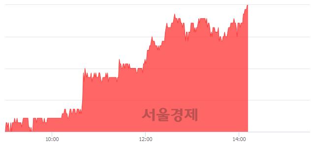 코선데이토즈, 전일 대비 7.00% 상승.. 일일회전율은 1.39% 기록