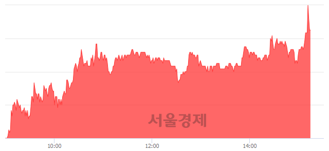 코케이프, 매수잔량 347% 급증