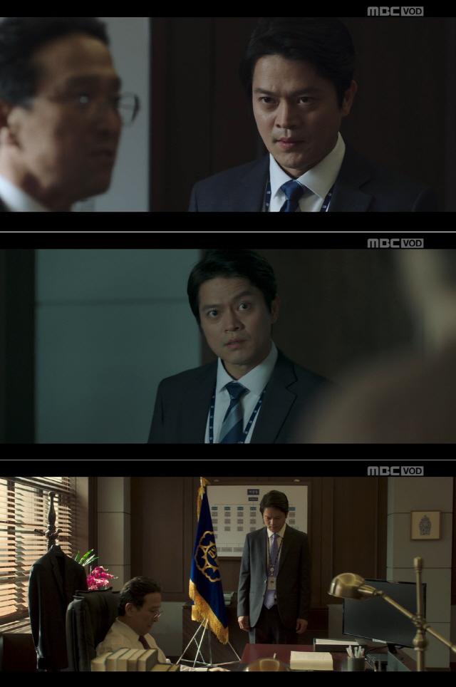 '검법남녀2' 이도국, 노민우와 의미심장한 대화..극 재미 더했다