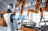 '10년내 제조업 일자리 2,000만개 로봇이 대체'