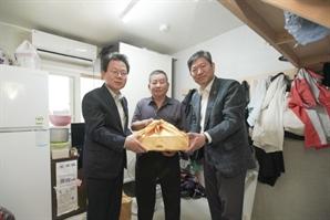 국가유공자 위로 방문한 김광수 농협금융지주 회장
