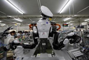 '로봇이 2030년까지 일자리 2,000만개 대체'