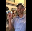 골프공 하나로 72홀 PGA투어 대회 우승까지 진기록