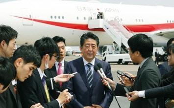 시진핑 '김정은 만나고싶단 아베 총리 뜻 北에 전달했다'