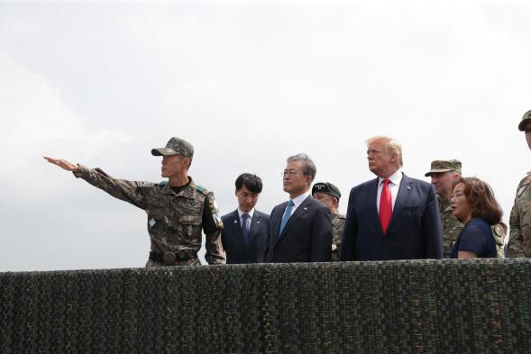 文대통령 '개성공단, 남북경제에 도움'