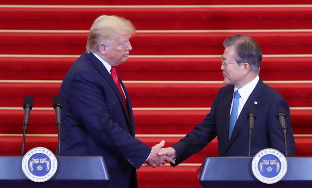 [트럼프·김정은 판문점 회동]'트럼프 제안' 5시간 만에 北 화답...양측 한밤 긴급회동