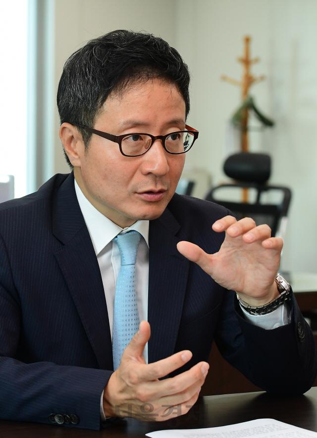 [전문검사가 뛴다] 김욱준 부장검사 '고도의 지재권 사건, 중점청서 맡아야'