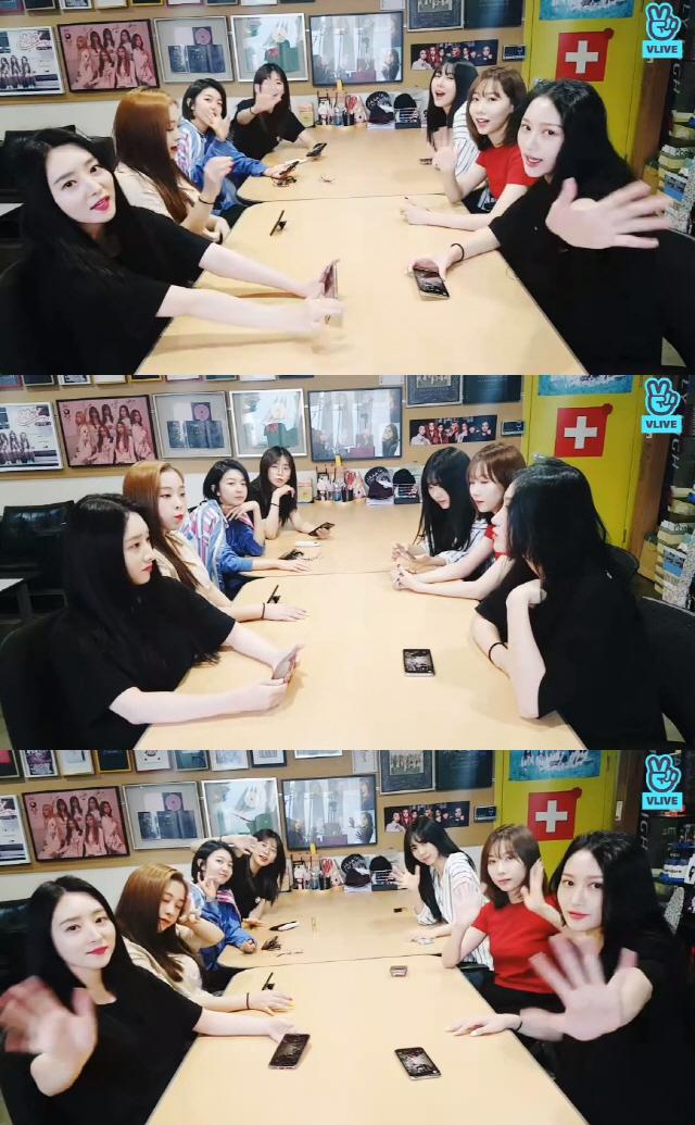 '드림캐쳐' 특별한 '데뷔 900일' V라이브..공식 컬러에 숨은 의미는