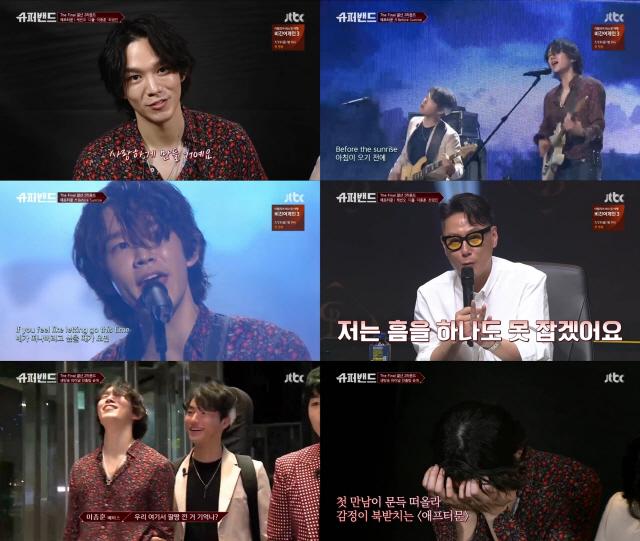 케빈오, '슈퍼밴드' 생방송 파이널 진출 실패 '아름다운 마무리'