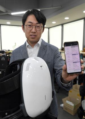 [로봇이 간다] 공경철 대표 '교수창업 성과 인정, 실패땐 낙인 찍히는 사회인식 변해야'