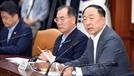 대외경제관계장관회의 주재하는 홍남기 부총리