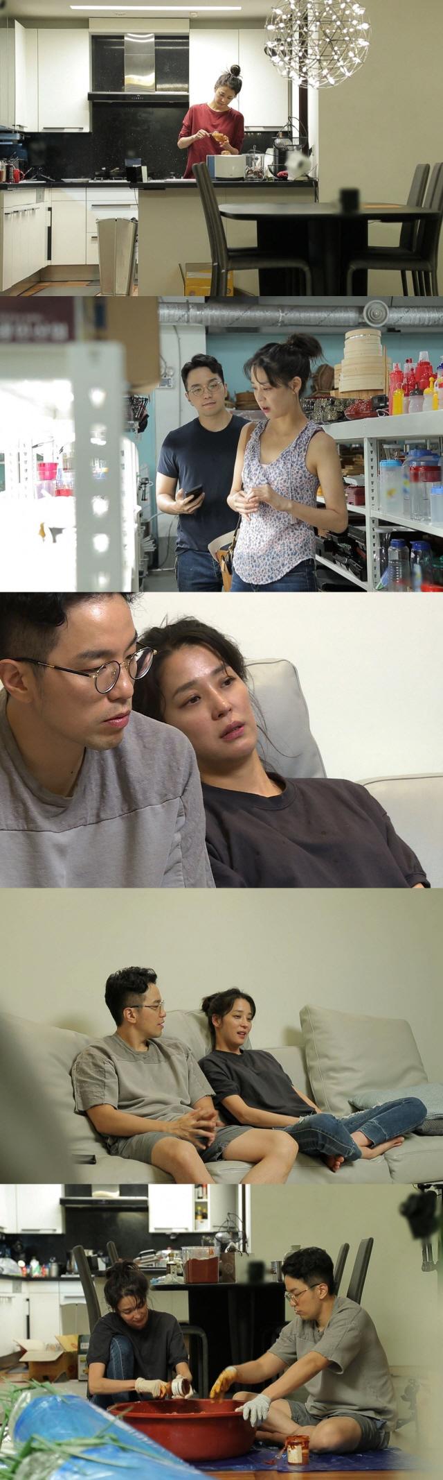 '너는 내 운명' 한고은♥신영수, '수고포차' 개점..100인분 준비에 시작부터 멘붕?!