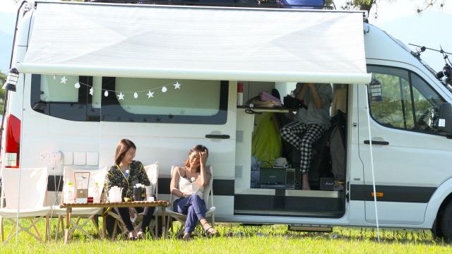 '캠핑클럽' 캠핑초보 핑클의 시끌벅적 여행기