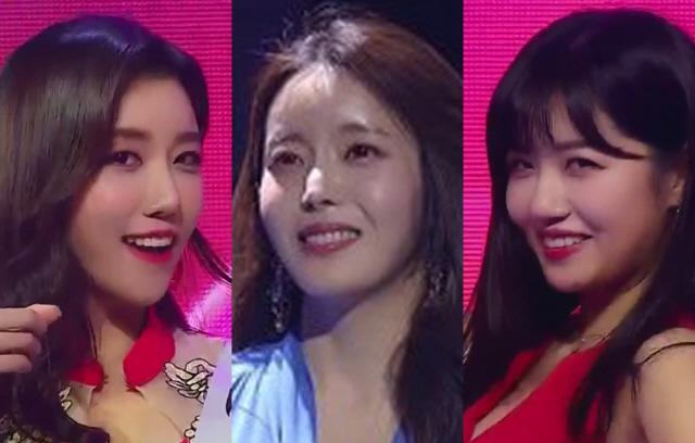 [공식]'미스트롯' 박성연X두리X정다경 유닛 결성..팀명은 '비너스'