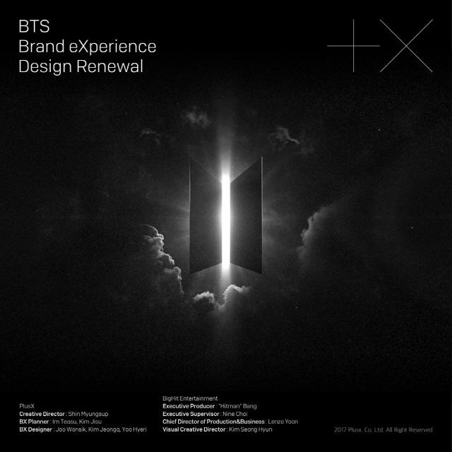 [비주얼인류]BTS 브랜드 리뉴얼한 '플러스엑스' 신명섭·변사범 대표
