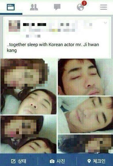 '한국배우 강지환과 잔다' 다시 불거진 '강지환 필리핀 사진' 논란