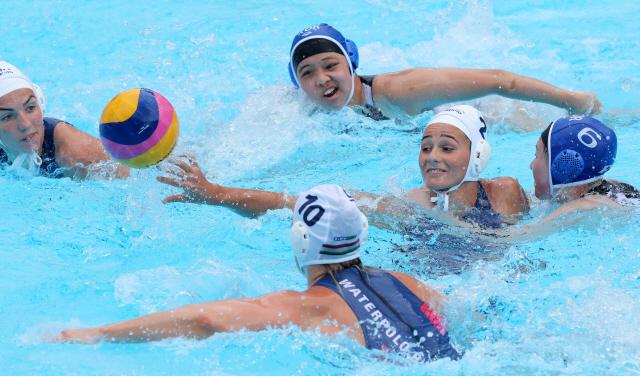 광주세계수영선수권대회서 '수구선수 몰카'찍은 일본인 출국정지