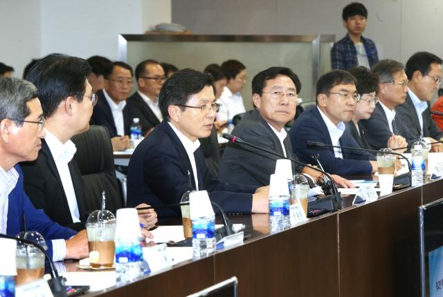 中企 '日수출규제 대응할 추경 편성해달라'
