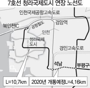 2027년엔 '청라~강남' 지하철로 한번에