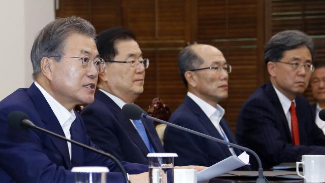 文 '日 보복 의도가 韓 성장 막는 거라면 절대 성공 못할 것'