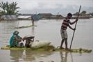 [사진] 印 덮친 '몬순 폭우'…이재민 수백만명