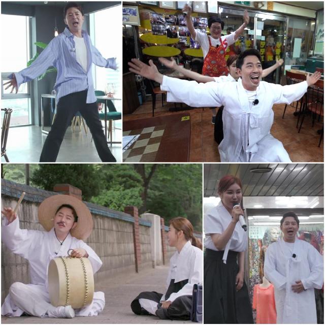 '뽕 따러 가세' 붐, 송가인도 깜짝 놀란 노래와 댄스 실력 대폭발