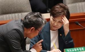 """김현미 """"분양가 상한제, 찬성이 55%로 더 많아"""""""
