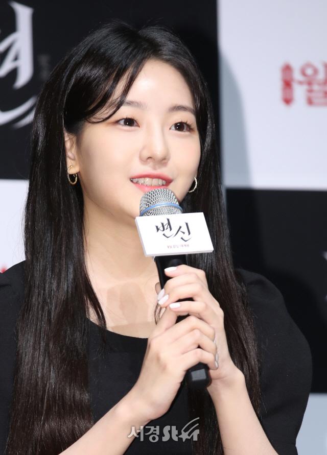 조이현, 우아한 매력 (변신 제작보고회)