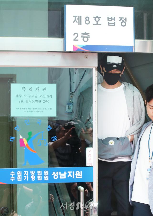 """[공식입장] 화이브라더스코리아 측, 강지환과 전속계약 해지 """"신뢰 무너졌다"""""""