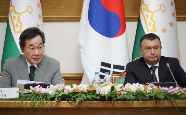 '對日특사설' 불거진 李총리 '논의한 적 없다'