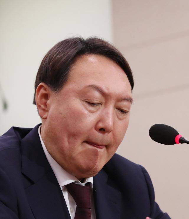 靑, 윤석열 임명 강행…국회 동의없이 임명된 16번째 인사
