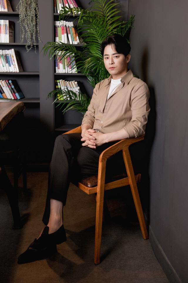 [인터뷰] 조정석, ''녹두꽃'은 저에게 행운 같은 작품'