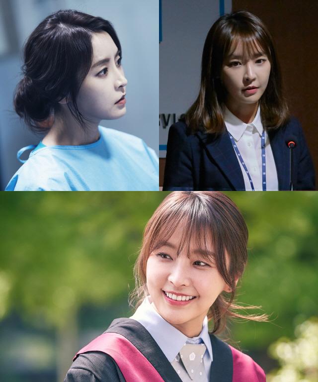 정유미, '검법남녀1→프리스트→검법남녀2'까지...'3연타 홈런' 가나